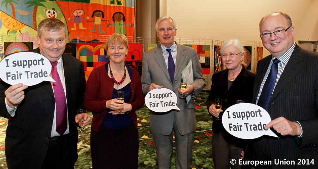 Toast for Fair Trade in Public Procurement 15-Jan-2013 EP Strasbourg - Copy 1024x545